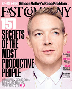 Fast Company is the world's leading progressive business media brand, with a unique editorial focus on innovation in technology, ethonomics (ethical economics), leadership, and design. Written for, by, and about the most progressive business leaders.