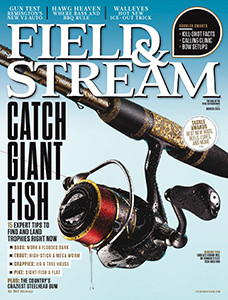 A monthly magazine for outdoorsman. Get features about hunting, fishing, survival tips, gun reviews, and more. Order your magazine subscription today!
