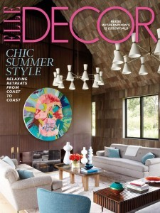 Seasonal ideas, international articles, accessible tips and the very latest in interior design are all featured in Elle Decoration magazine, a great choice for anyone looking to add some style to their home.