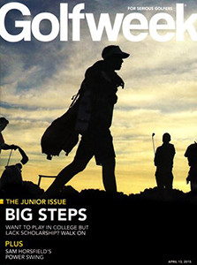For more than three decades, Golfweek has been a constant, undeniable force in the world of golf. No other publication comes close.