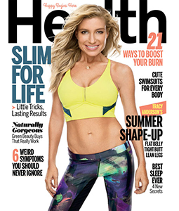 Get energizing workout moves, healthy recipes, and advice on losing weight and feeling great!
