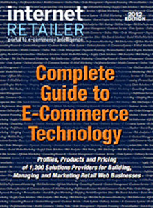 Internet Retailer is the leading publisher of e-commerce news and analysis.