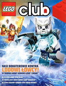Whether you are a kid or adult LEGO fan, the LEGO Club Magazine is a fun, interesting and entertaining way to enjoy the hobby!