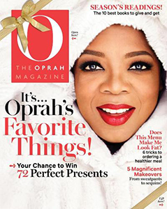 Get the latest information and inspiration from O, The Oprah Magazine, including expert advice, style ideas, health tips, delicious recipes and more!