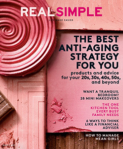 RealSimple provides smart, realistic solutions to everyday challenges,