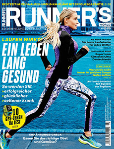 Runner's World - the fitness magazine for the person who loves to run.