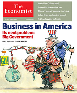 BEGINS in 3-5 Weeks: The Economist offers authoritative insight and opinion on international news, politics, business, finance, science and technology.