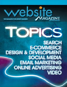 The Magazine for Online Success. Internet businesses design help, current tools, know-how, and so much more.