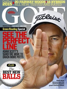 The game's most widely read publication, GOLF Magazine reaches over 6 million golf enthusiasts every month. Its mission is simply to provide the most enjoyable golfing experience to its readers.