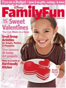"What does family fun mean to you? Crafts? Recipes? Party ideas? Travel tips? FamilyFun magazine dishes up these and more boredom-defying activities in over 180 splashy, colorful pages. Geared toward parents with young children, this energetic magazine promises to enrich the lives of families. Offering a ""we've been there, we know"" sort of comfort to parents, folksy first-person articles let parents know they're not alone."