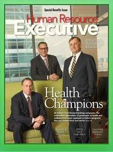 Human Resource Executive was established in 1987 and continues today as the premier publication focused on strategic issues in HR. Written primarily for vice presidents and directors of human resources, the magazine provides these key decision-makers with news, profiles of HR visionaries and success stories of human resource innovators. Stories cover all areas of human resource management, including personnel, benefits, training and development, HR information systems, relocation, retirement planning, workplace security, and healthcare. More than 60,000 HR decision-makers currently receive the publication, which is published 15 times a year.