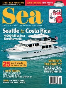 Dedicated to America's West Coast boating, cruising, and sailing enthusiasts. Covers people, places, news, events, and safety. Also reports on legislation that affects Western boaters and provides buyer's guides to new and used boats, marine equipment, and accessories.