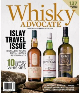 Whisky Advocate magazine is America's leading whisky magazine. The #1 source for whisky information, education & entertainment for whisky enthusiasts.