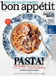 If you are a food fanatic, subscribing to Bon Appétit magazine should be one of your top priorities. It is a goldmine of information on numerous issues ...