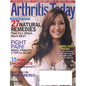 Arthritis Today, the magazine published by the Arthritis Foundation, provides the most current and trustworthy advice on treatments, fitness, nutrition and daily health.