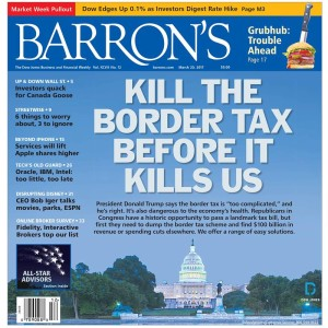 PRINT+DIGI: Barron's is America's premier financial magazine. It provides in-depth analysis and commentary on the markets, updated every business day online.