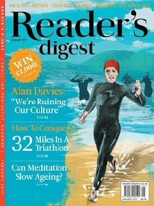 Reader's Digest is packed with the best stories and advice on the topics that matter most to you, all in large, easy-to-read type. Enjoy real-life dramas about hometown heroes, hundreds of jokes, stories and laughs, plus large-print crossword puzzles.