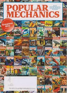 Popular Mechanics is for people who have a passion to know how things work. It's about how the latest advances in science and technology will impact your home, your car, consumer electronics, computers, even your health. Popular Mechanics - answers for curious minds.