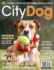 CityDog Magazine is the definitive dog lover's magazine about life and living with dogs in the Northwest. Published four times a year, each issue overflows with informative, insightful and often humorous articles on topics from cool canine products and the latest doggie trends, to regional activities for dogs and their people. We bring you a full-color, glossy lifestyle magazine that is all about the places to go and things to do with your four-legged friend.
